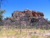 Gninglig art site, off the north eastern Gibb River Road