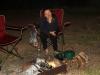 Nirbeeja, a happy camper